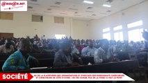 Assemblée Générale de La plateforme des organisations et syndicats des enseignants chercheurs et chercheurs de Côte d'Ivoire : Dr.Yéo Oumar, Pca de la POSEC CI fait le point