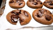 Chocolate Buckwheat Cookies - Recipe RFHB