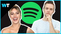 Ryland & Lele Pons Taking OVER Spotify