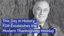 The President That Made Modern Thanksgiving