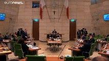 Malta: delitto Caruana Galizia; proteste contro il Premier Muscat