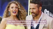 Blake Lively trolled herself before Ryan Reynolds could with this hilarious #TBT video
