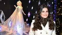 'Frozen 2' Star Idina Menzel Stops Traffic in NYC for a Festive Tradition