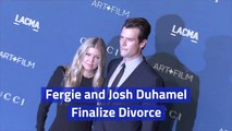 Fergie And Josh Duhamel Are Officially Single