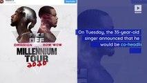 Omarion Announces 'Millennium Tour' Without B2K