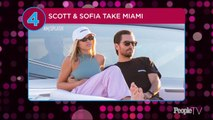 Scott Disick and Sofia Richie Soak Up the Sun on Miami Vacation for Thanksgiving Week Getaway