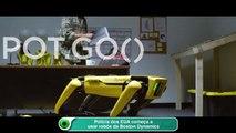 Polícia dos EUA começa a usar robôs da Boston Dynamics