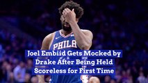 Drake Roasts Joel Embiid