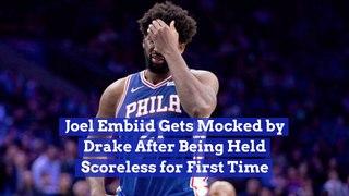 Drake Roasts Joel Embiid