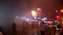 Güngören'de tekstil atölyesinde yangın 1'i ağır, 5 yaralı