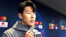 Harry Kane Teaches Me So Much AND I'M OLDER! _ Heung-Min Son _ Spurs 4-2 Olympiacos