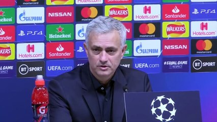 I Wanted To Celebrate With BALL BOY After Game But He'd GONE! _ Jose Mourinho _ Spurs 4-2 Olympiacos