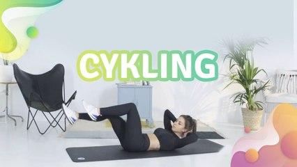 Cykling - Steg för Hälsa