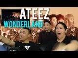 "ATEEZ in ""WONDERLAND"" (MV Reaction)"