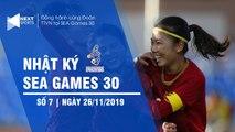 Nhật ký SEA Games 30 tối 26/11 | ĐTVN chia điểm Thái Lan, nguy cơ bão quét lễ khai mạc | Next Sports