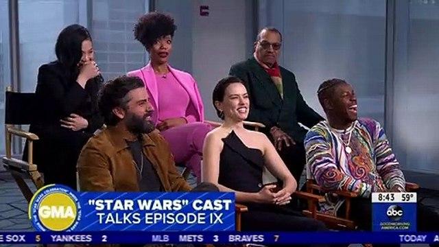 Star Wars: The Rise Of Skywalker - Featurette - Culture