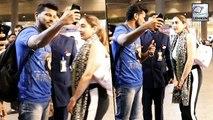 Sara Ali Khan's AWKWARD Moment With A Fan