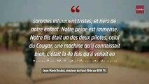 Militaires français tués au Mali : Jean-Marie Bockel « très fier » de son fils