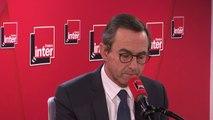"""Bruno Retailleau, président du groupe LR au Sénat, après la mort de 13 militaires au Mali : """"Il faut rester sur place, mais pas dans les conditions dans lesquelles nous sommes aujourd'hui"""""""