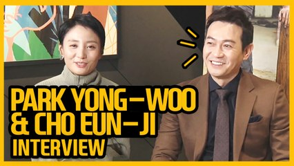 [Showbiz Korea] Park Yong-woo(박용우) & Cho Eun-ji(조은지)! Interview for the film 'Nailed(카센타)'