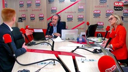 Adrien Quatennens - Sud Radio mercredi 27 novembre 2019
