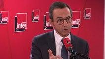 """Bruno Retailleau, président du groupe LR au Sénat, sur la réforme des retraites : """"Je suis pour la fin des régimes spéciaux, mais il ne suffit pas de désigner des boucs émissaires pour qu'une réforme soit bonne"""""""
