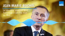 Hommage de Jean-Marie Bockel à son fils mort au Mali