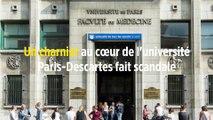 Un charnier au cœur de l'université Paris-Descartes fait scandale