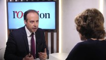 Retraites: «Il faudrait travailler 37 heures par semaine», analyse Jean-Christophe Lagarde