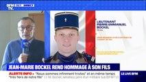 """Pierre-Emmanuel """"était très fier de son travail, passionné"""", confie Jean-Marie Bockel, père d'un militaire mort au Mali"""
