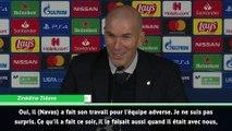 "Zidane : ""Navas ? Je ne suis pas surpris"""