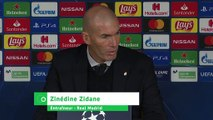 """Zidane : """"nous avons été très bons dans tous les domaines"""""""