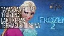 #AWANIByte: Tayangan filem 'Frozen 2' laku keras termasuk di China