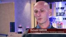 """Romuald Cardon , de l'association """"Vendanges Solidaires"""""""
