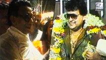 Bollywood Celebs At Bappi Lahiri Birthday Party   Balasaheb Thackeray   Flashback Video