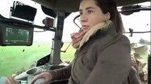 """Alix Heurtaut (29), Bäuerin: """"Wenn es uns nicht mehr gibt, werden viele arbeitslos"""""""