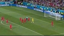 Copa Mundial de la FIFA Túnez 1 - 2 Inglaterra 18 Junio 2018