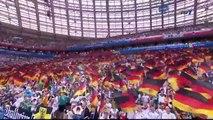 Copa Mundial de la FIFA Alemania 0 - 1 México 17 Junio 2018