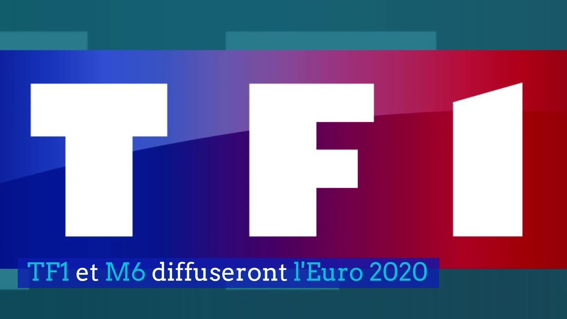 Euro 2020 M6 Et Tf1 Obtiennent Les Droits De Diffusion
