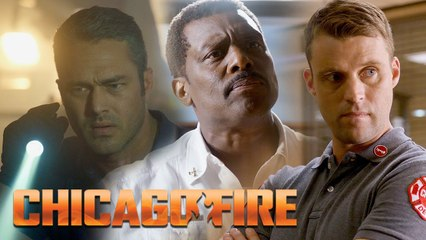 Investigating Boden's Hunch On A School Fire | Chicago Fire