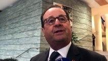 """L'opération Barkhane doit """"se poursuivre"""" pour François Hollande"""