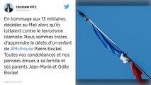 Mort de 13 militaires français au Mali. Un hommage national se tiendra lundi aux Invalides