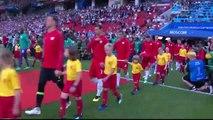 Copa Mundial de la FIFA Polonia 1 - 2 Senegal 19 Junio 2018