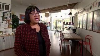 Diane Abbott: 'NHS is definitely up for sale'