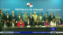 Reacciones por designaciones de presidente Cortizo - Nex Noticias