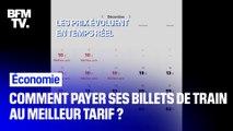 SNCF: ce qu'il faut savoir pour acheter son billet de train au meilleur prix