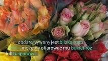 Jakie kwiaty na imieniny i urodziny
