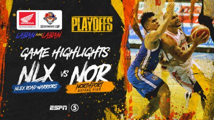 Highlights: G2: NLEX vs NorthPort | PBA Governors' Cup 2019 Quarterfinals