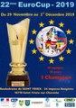 Coupe d'Europe des Clubs 2019