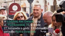Playplay: Łódzka Aleja Gwiazd ma nowego członka, to Piotr Dzięcioł